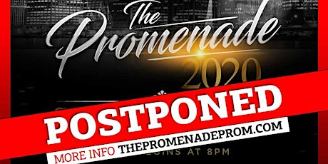 The Promenade - 2nd Annual Adult Prom tickets