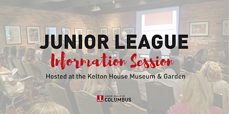 Junior League Information Session tickets