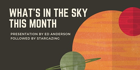 What's In The Sky This Month: Jupiter and Saturn at Opposition & Much More! tickets