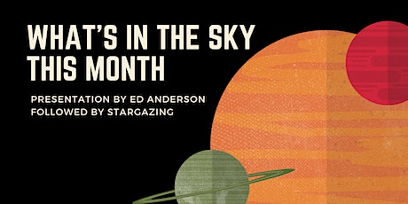 What's In The Sky This Month: Mars at Opposition & Much More! tickets