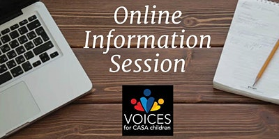 Lunch in May: Learn About Becoming a CASA Volunteer