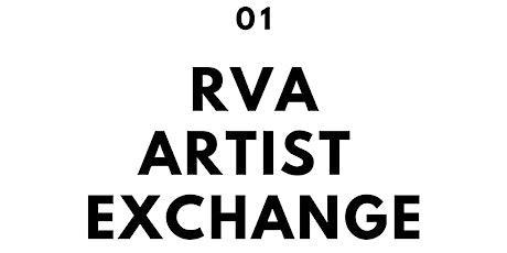 RVA ARTIST EXCHANGE tickets