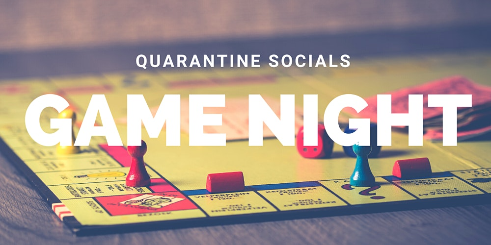 Virtual Game Night Tickets, Multiple Dates | Eventbrite
