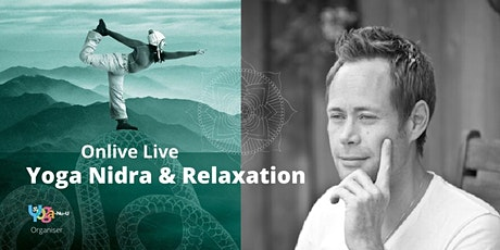 Online Live Yoga Nidra & Relaxation with James Reeves & Lindsey Porter tickets