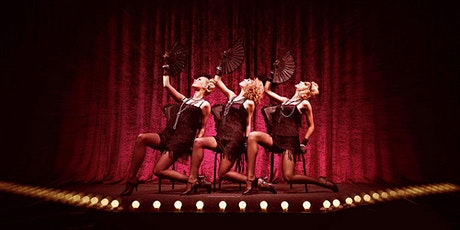 Red Velvet Burlesque Show NYC tickets