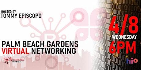 Free Palm Beach Gardens Rockstar Connect Networking Event (April, Florida) tickets