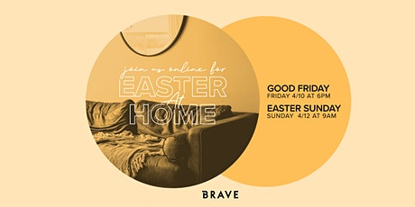 Easter at Home tickets