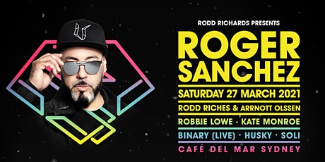 Roger Sanchez (Sydney) tickets