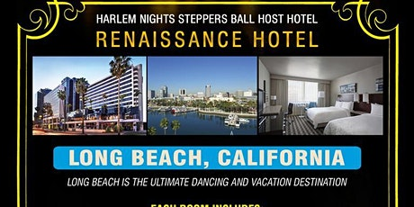 Harlem Nights Steppers Ball 2020 Hotel Packages tickets