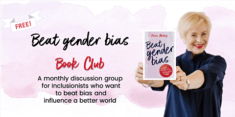 Beat Gender Bias Book Club Webinar series tickets