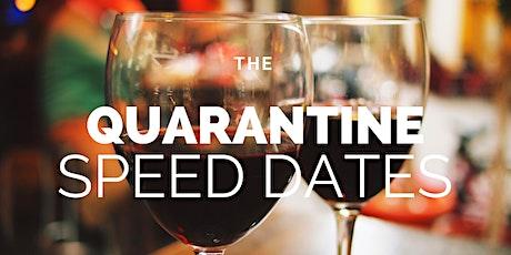 Quarantine Speed Dating tickets