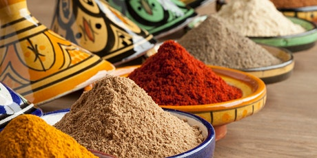 Sacred Kitchen Cooking Class: Plant Based Moroccan Cuisine tickets