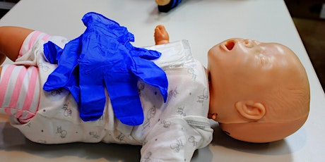 VIRTUAL INFANT CPR WORKSHOP by ReAct and Legacy Community Health (Baytown) tickets
