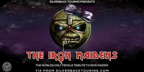 The Iron Maidens - Plague 9 support ticket tickets