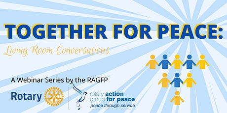 Together For Peace: A living room conversation with Reem Ghunaim tickets