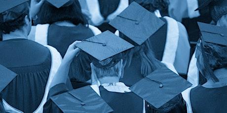 EducationUSA: Charla online postgrados en EE.UU. entradas