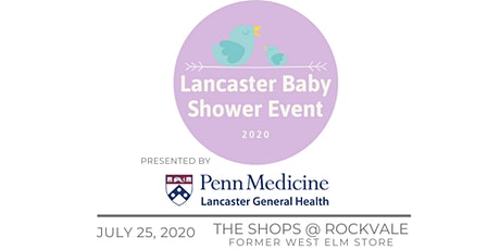 2020 Lancaster Baby Shower Event tickets
