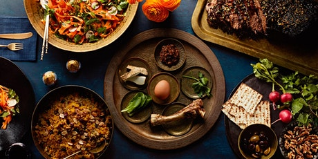 A Complete Sephardic Seder in 3 hours: Cooking Classes with Sacred Kitchen tickets