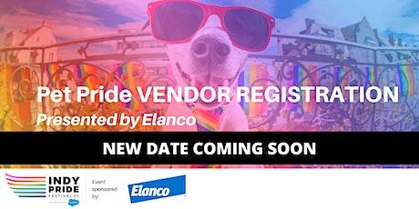 Pet Pride Presented by Elanco Vendor Registration 2020 tickets