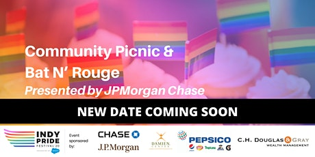 Indy Pride Community Picnic & Bat N' Rouge Presented by JPMorgan Chase tickets