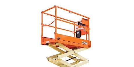 EWPA YELLOWCARD - scissor-lift, vertical-lift and boomlift tickets