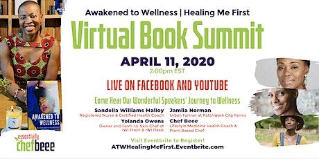 Awakened to Wellness | Healing Me First Meet & Greet tickets