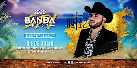 SPI Banda Best 2021 Gerardo Ortiz tickets