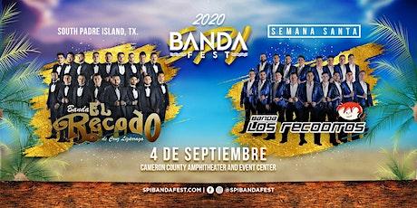 SPI Banda Fest 2020 Banda El Recodo y Los Recoditos tickets
