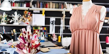 Baltimore Fashion Week Master Class - Draping tickets