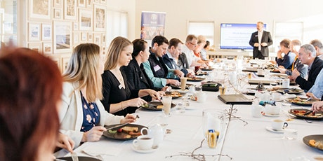 BforB Networking Breakfast Toowong with Guest Speaker Jeffrey Milne tickets