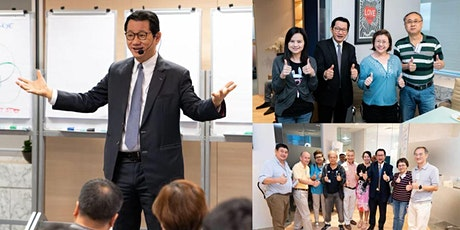 *Build Your Assets in Property Investing - Dr Patrick Liew  |8 Seats Only|* tickets