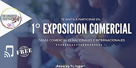 1° Exposicion Comercial entradas