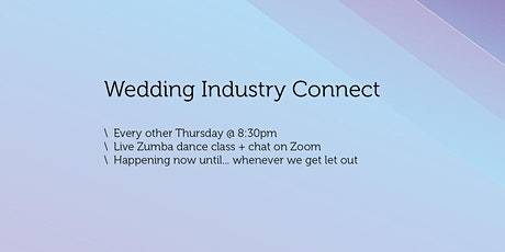 Wedding Industry Connect - Dance Party & Chat tickets