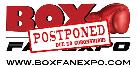 BOX FAN EXPO - LAS VEGAS 2020 tickets