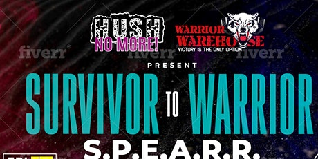 Survivor to Warrior S.P.E.A.R.R. Training tickets