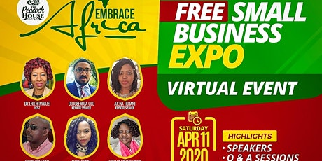 VIRTUAL FREE BUSINESS EXPO tickets