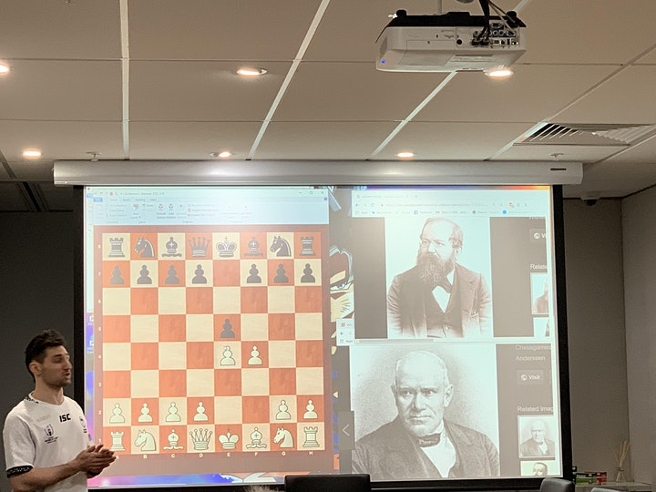 Free Online Chess course and Chess Tournament at Young Sparks Kids Club image