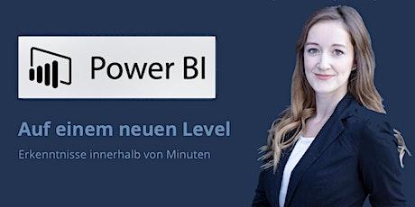 Power BI Reporting - Schulung in Wiesbaden tickets