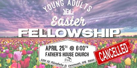 Oregon Young Adults Easter Fellowship tickets