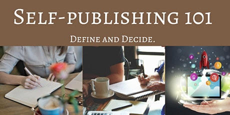 Free: Self-Publishing 101 (Online) tickets