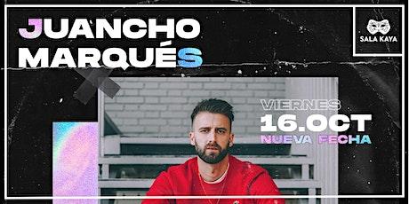 Concierto de Juancho Marqués - Sala Kaya (Madrid) entradas