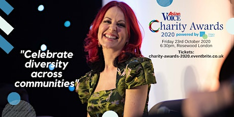 Charity Awards 2020 tickets
