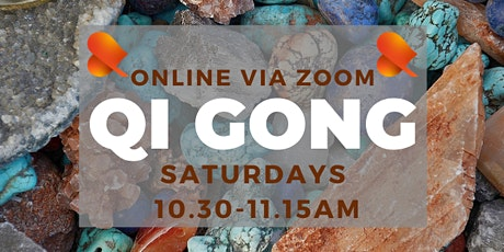 Qi Gong - Individual Sessions - Online tickets