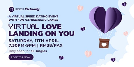 Virtual Love Landing on You! tickets