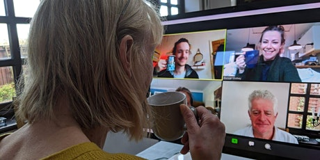 Virtual Cafe Demo - for Community Leaders tickets