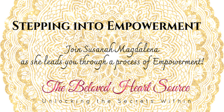Stepping into Empowerment (offered via Zoom) tickets