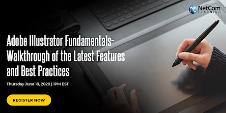 Free Online Course - Adobe Illustrator Fundamentals - Walkthrough of the Latest Features and Best Practices tickets
