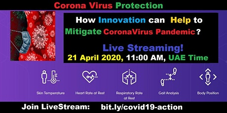 How Innovation can Help to Mitigate  COVID-19 Impact on Everything Webinar tickets