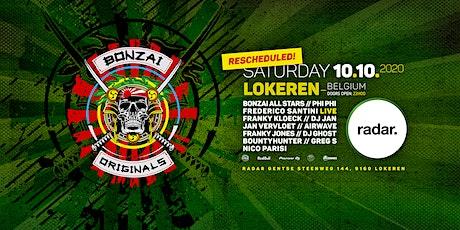 Bonzai Originals 2020 tickets