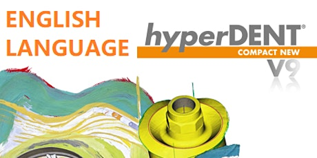 hyperDENT V9 - Overview V9 Compact (English Language) biglietti